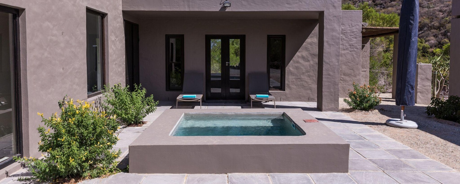 Bush House @Doornkloof, Exterior, Pool area
